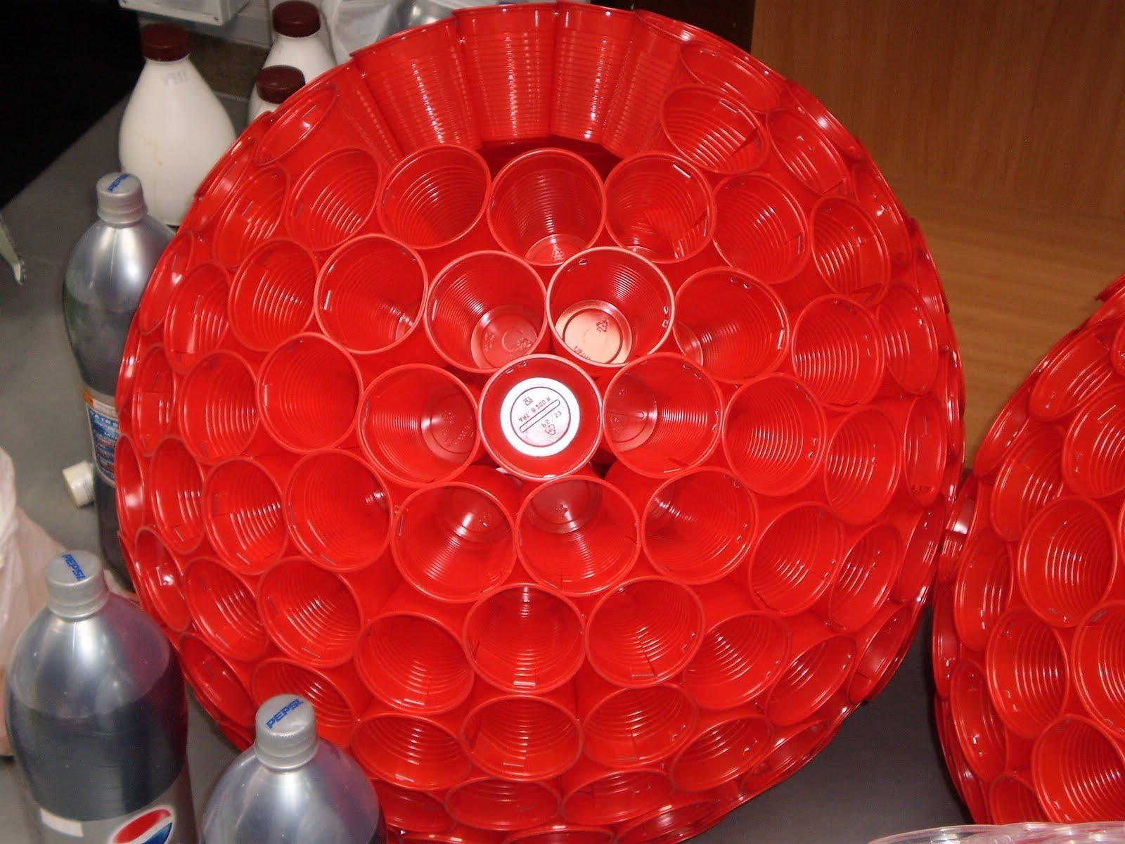 622ba04b3c9 adornos navideños reciclados - Buscar con Google Como Hacer Esferas  Navideñas