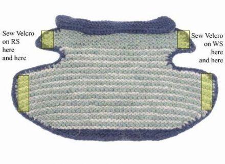 Crochet jacket free garter stitch 25+ ideas for 2019 ...