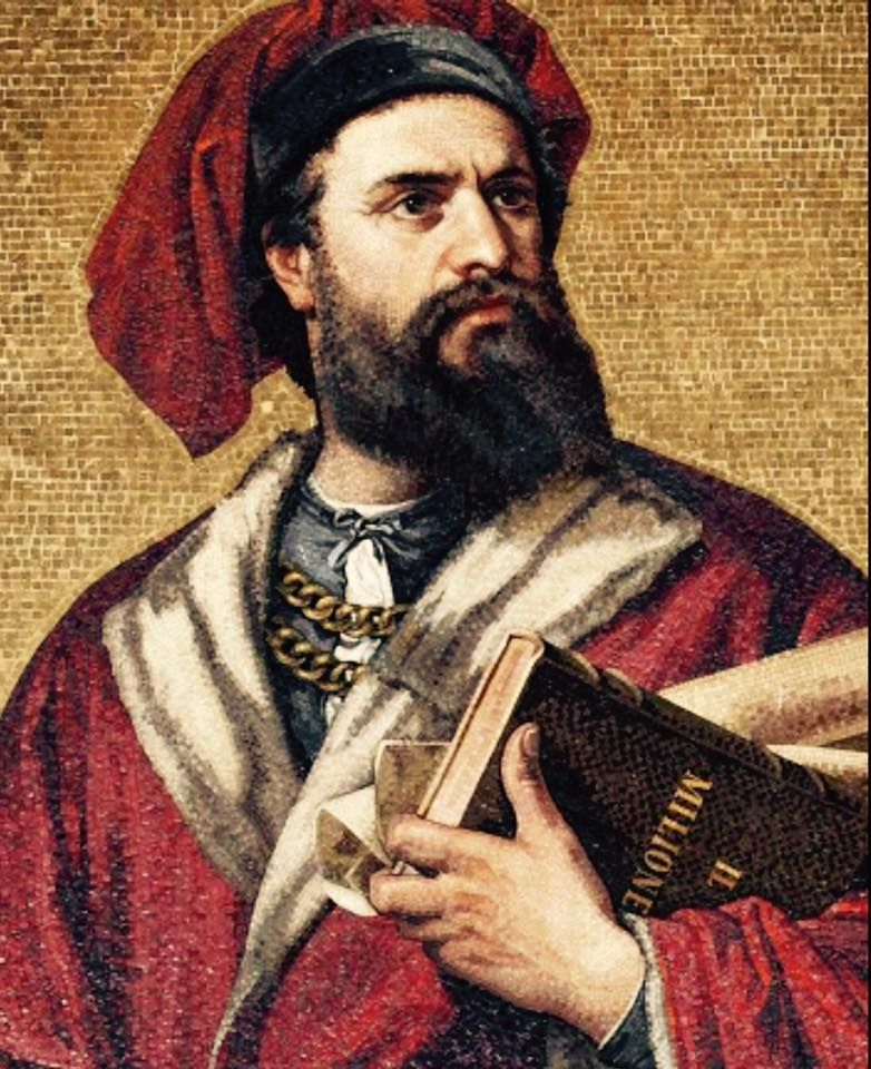 Relembrar Marco Polo Polo Aventura