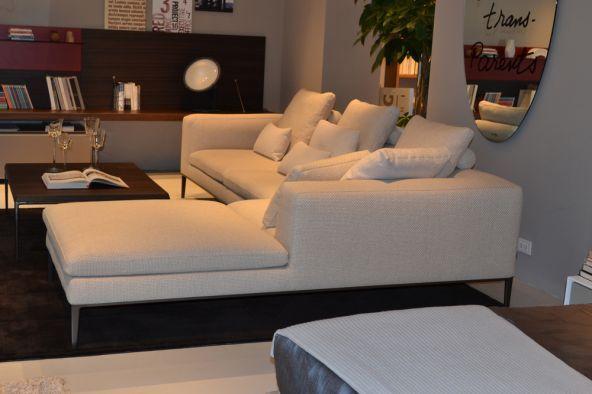 Chaise-longue B&B Italia Michel a Milano   Furniture Living ...