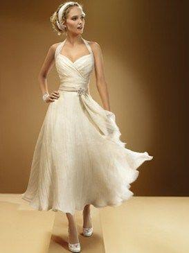 kort brudekjole Tips til bruden: Velg kort brudekjole om du skal gifte deg i