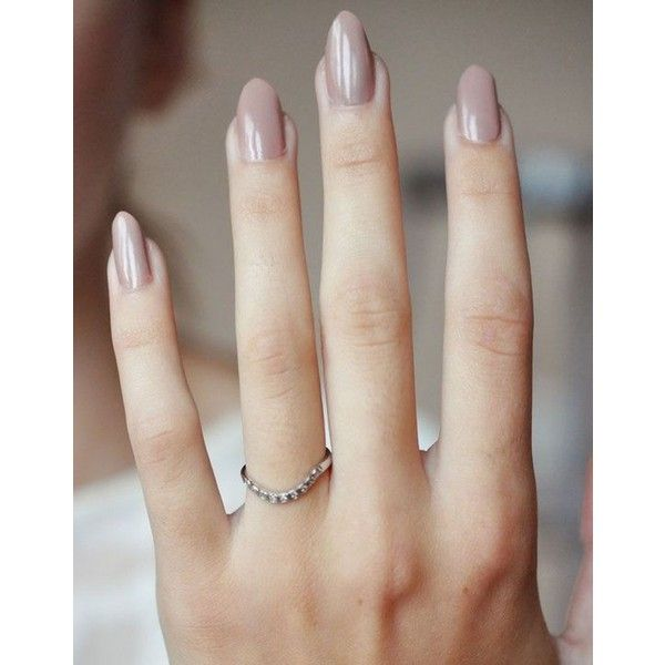 Latest 2017 Winter Nail Designs ❤ liked on Polyvore featuring beauty products and nail care