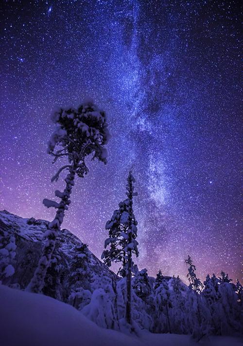 Etherealvistas Shining Bright Norway By Hauken87 Night Skies Winter Sky Night Sky Stars