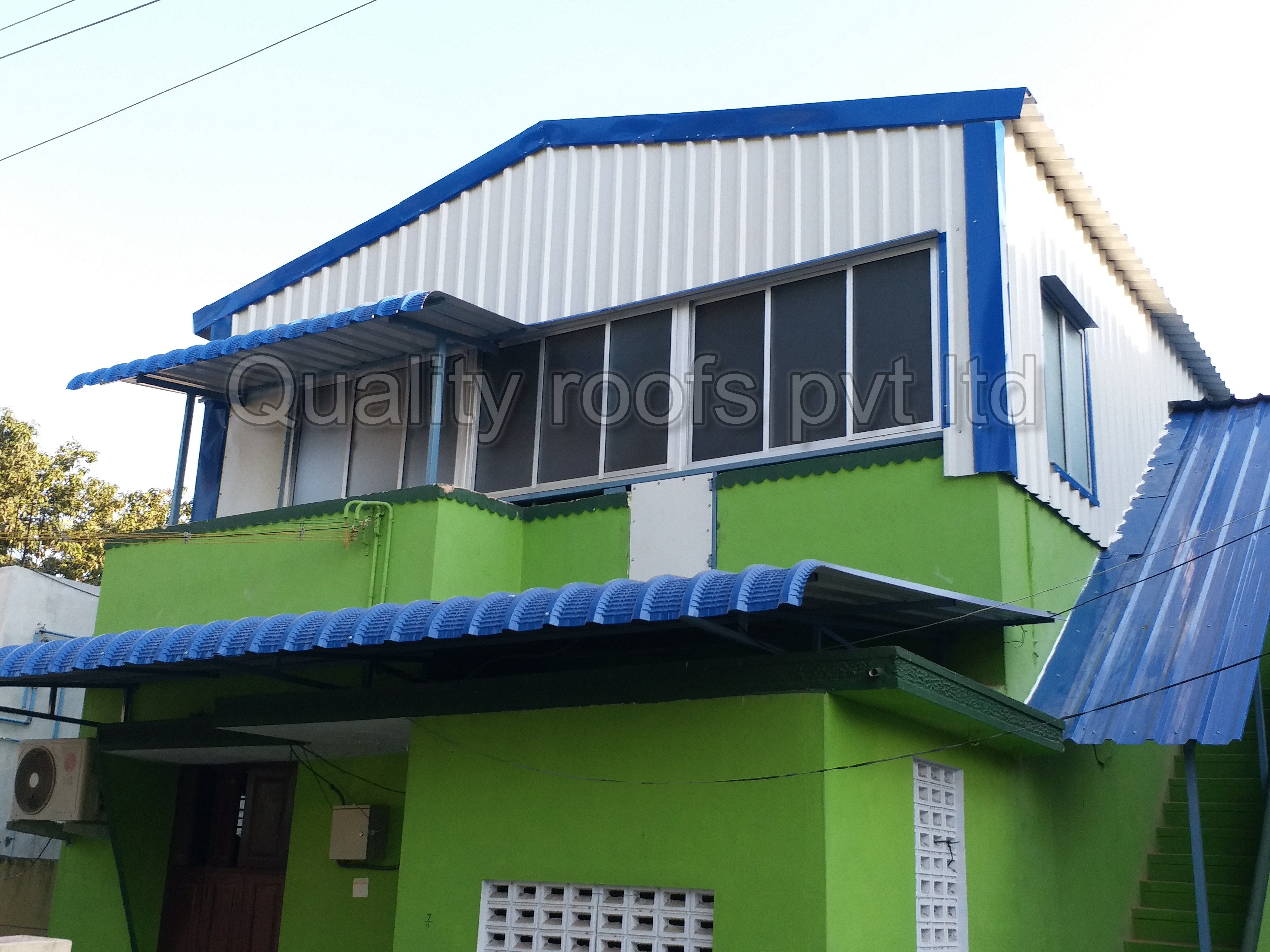 We Are The Leading Terrace Shed Roofing Contractors In 2018 We Are Doing All Kinds Of Metal Roofing Con In 2020 Metal Roofing Contractors Roofing Contractors Roofing