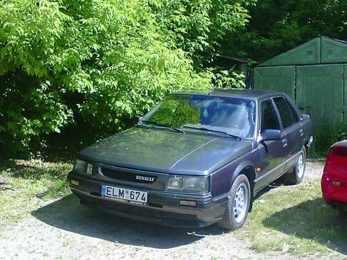 renault 25 baccara for sale 1987 classic cars pinterest cars and vintage. Black Bedroom Furniture Sets. Home Design Ideas