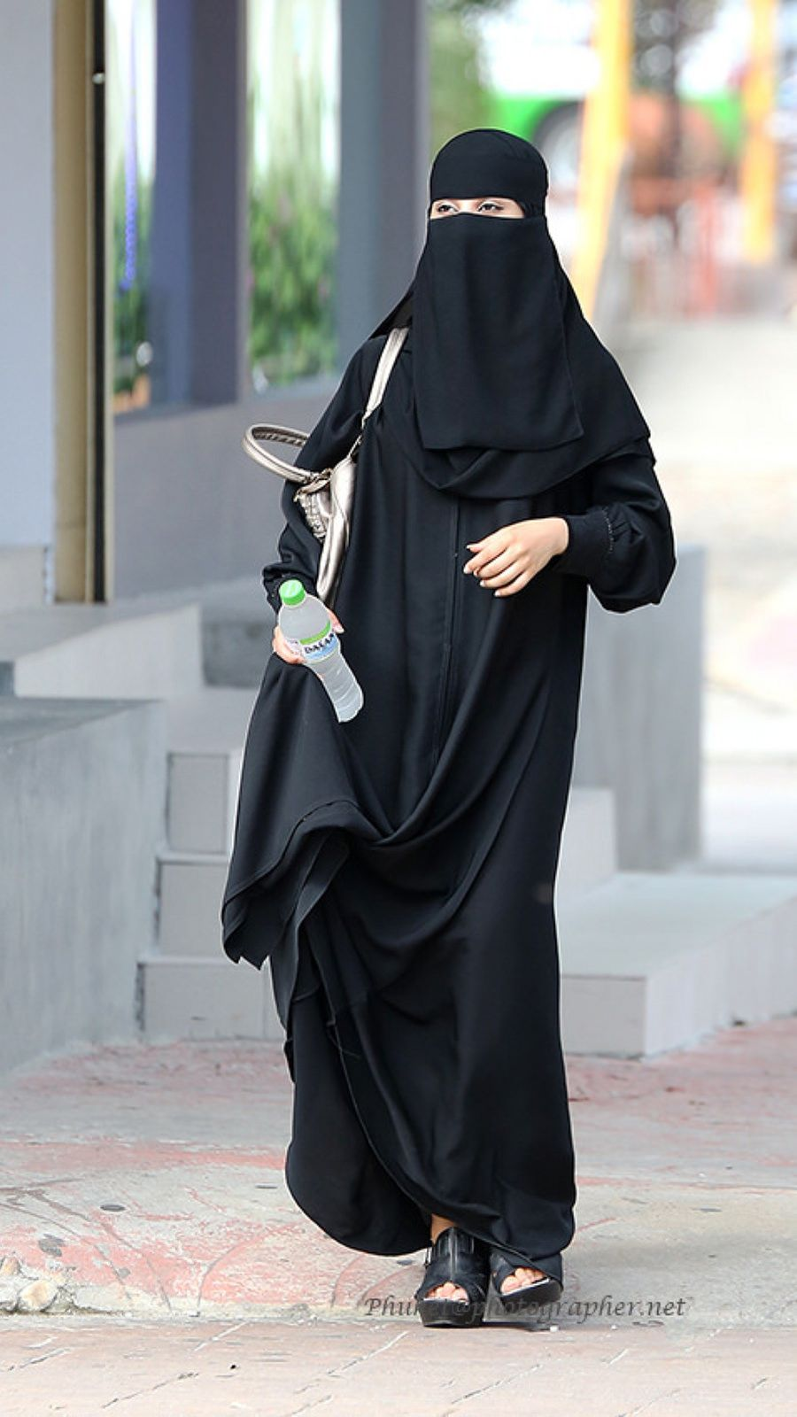 103 best Niqab Styles images on Pinterest | Hijab styles ... |Muslimah Niqab