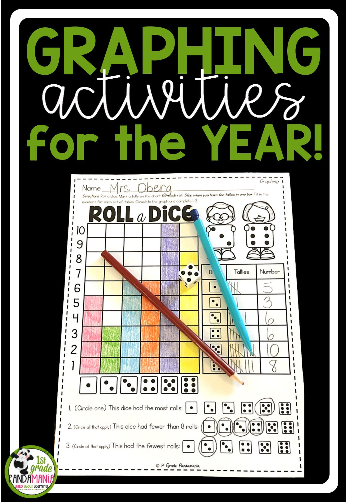 Graphing Activities For The Year In 2020 Graphing Activities Math Centers Graphing
