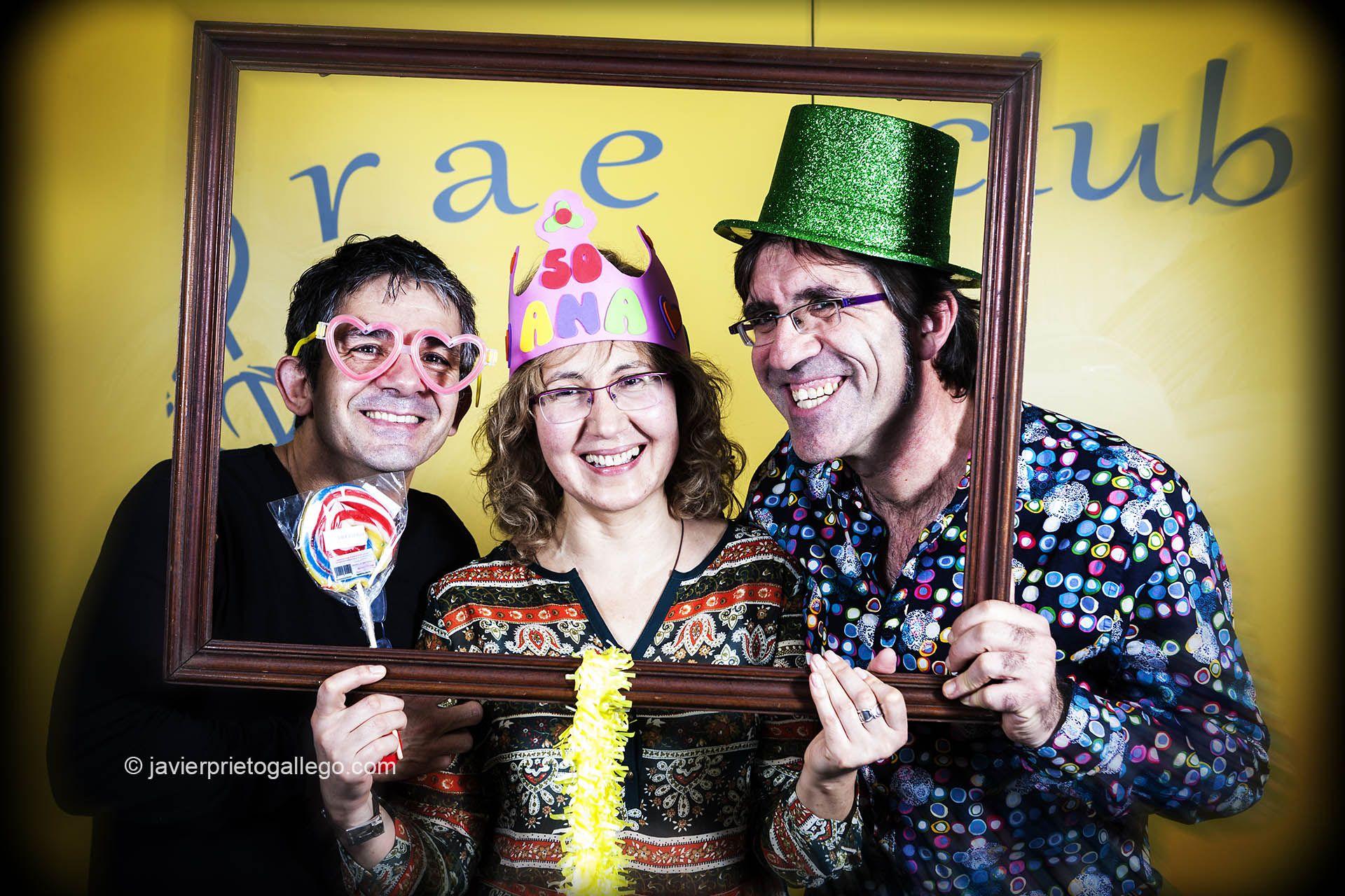 Pon un photocall en tu fiesta. Te cuento cómo en este reportaje| www.javierprietogallego.com