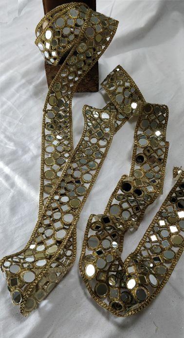 bling rhinestone zardosi sequin pearl beaded embroider floral trim indan wedding lehnga sewing embellishment lace trim saree border trim