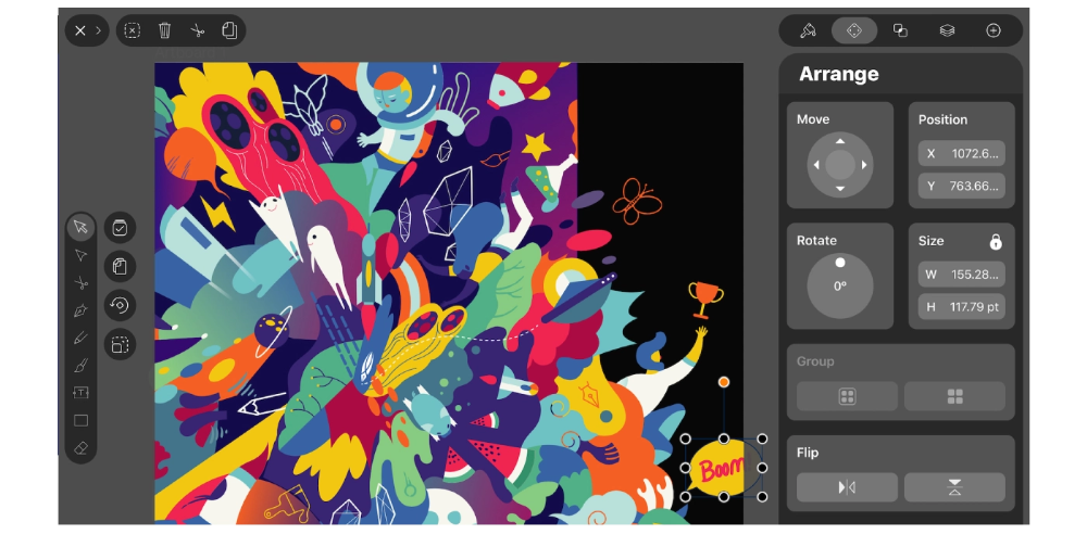 5 awesome (and free) iPad apps for graphic designers on