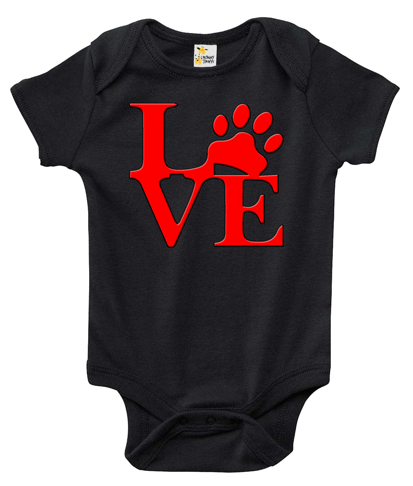 Baby Bodysuit Love For Animals Cool Baby Clothes Cute