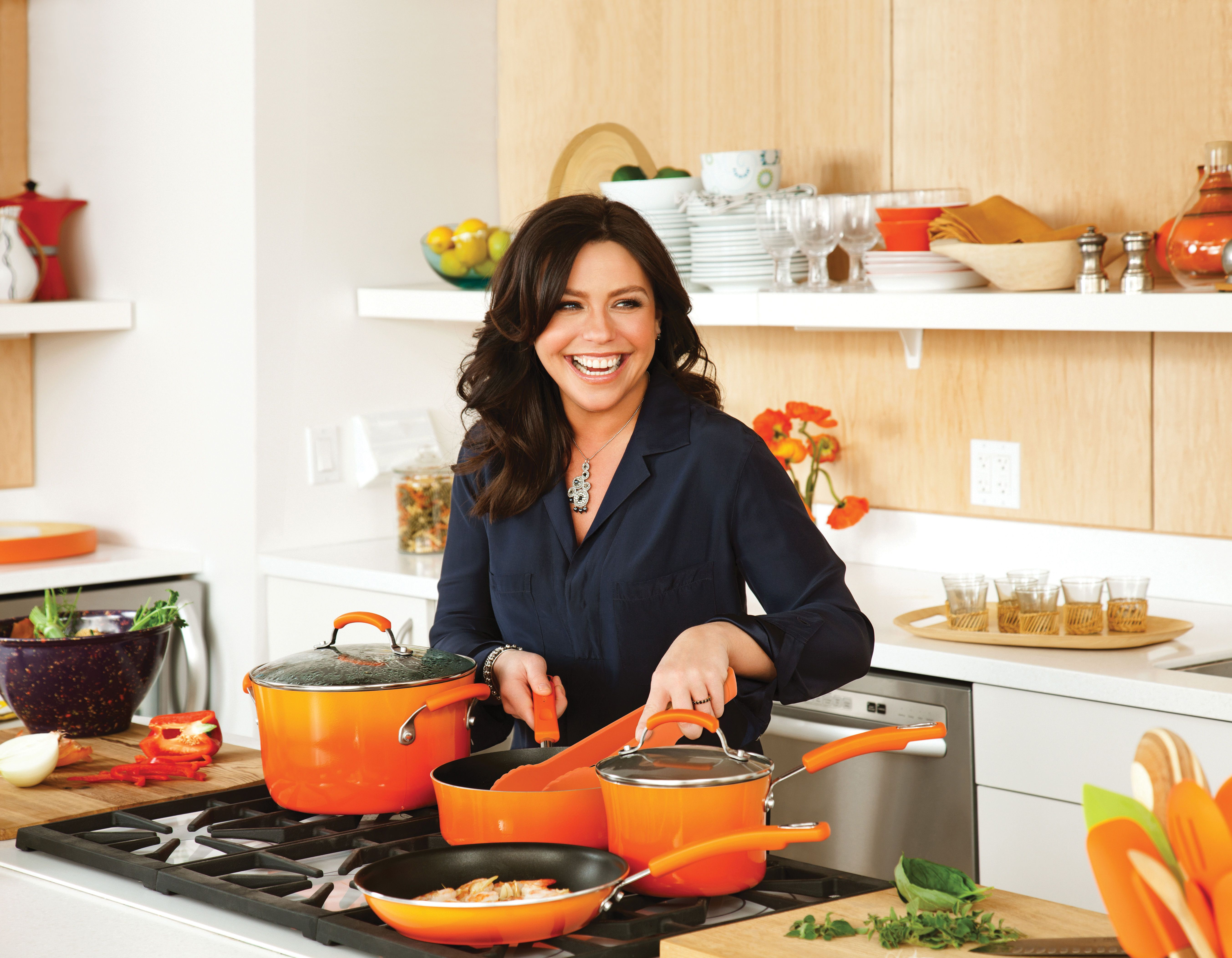 Contact Us Cookware Set Food Network Recipes Rachel Ray