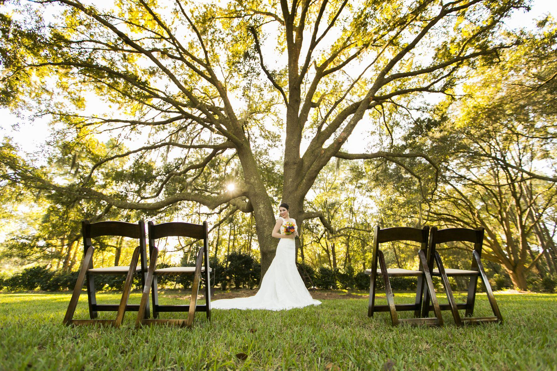 Finally! A rustic wedding venue in Jacksonville! Florida