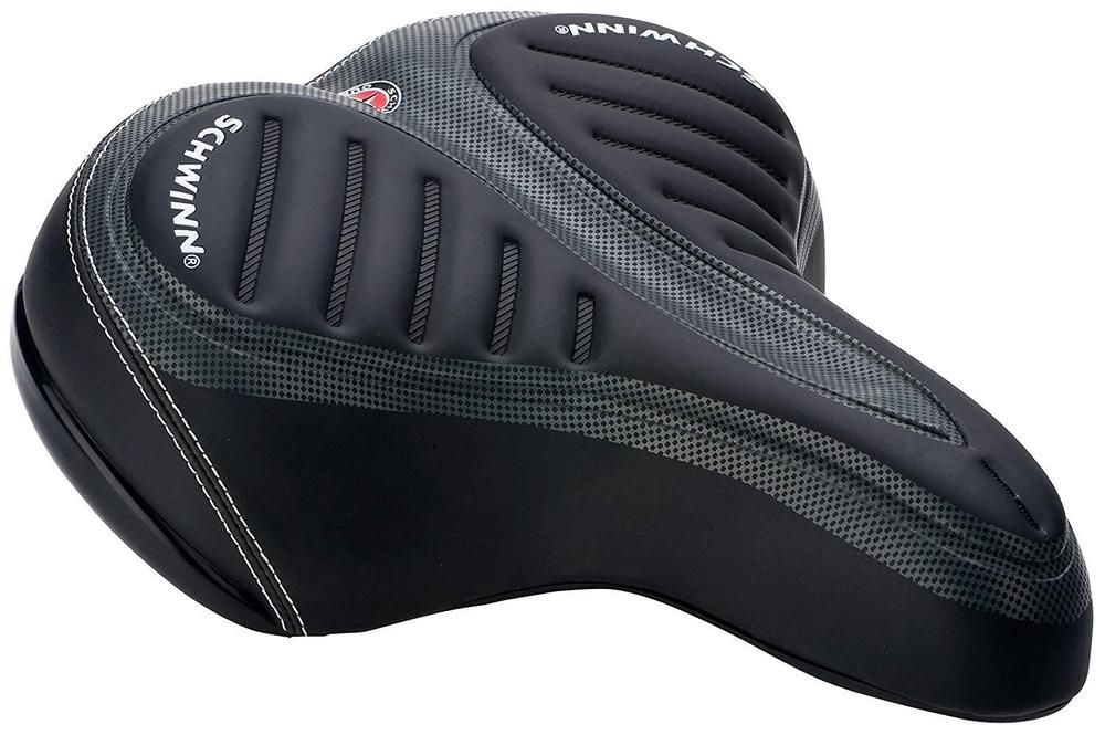 Details About Cushion Bicycle Seat Heavy Duty Pillow Top Comfy
