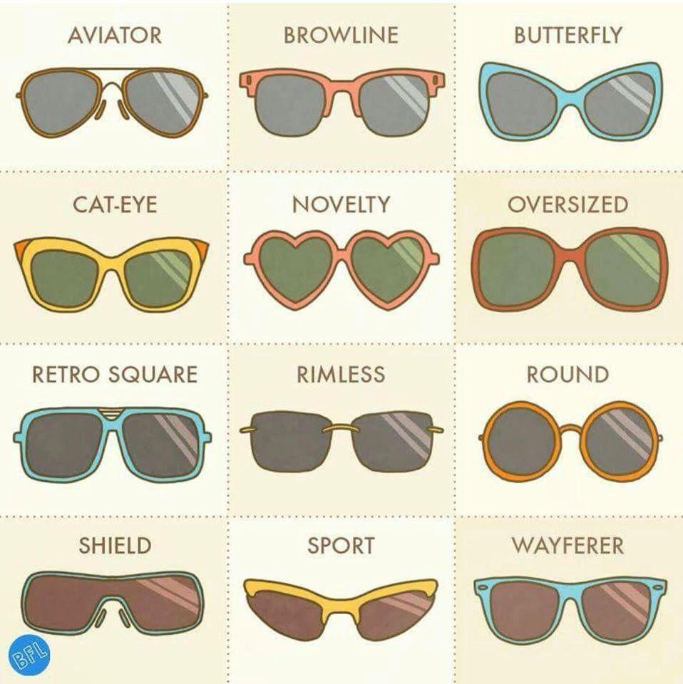 Sunshades Sunglasses Glasses Buzzfeed Style