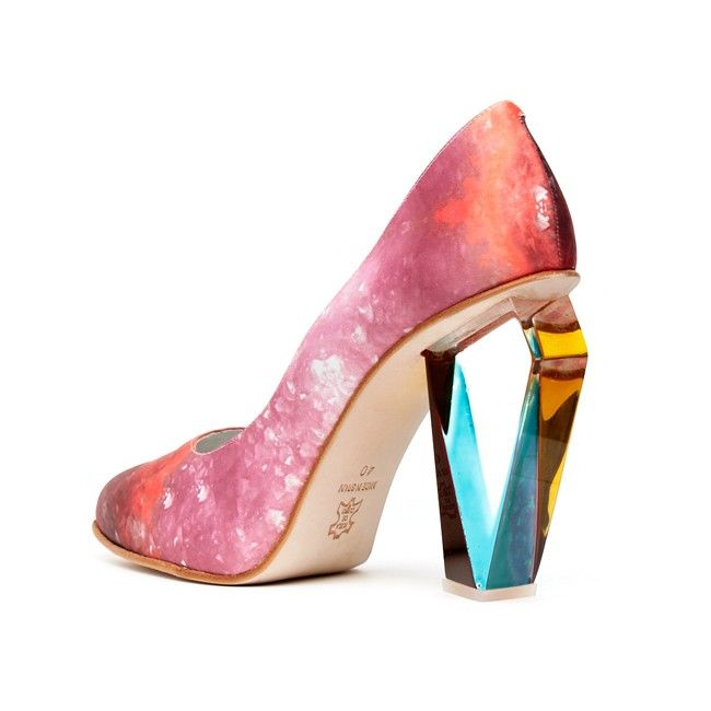 Uvb stripper shoes