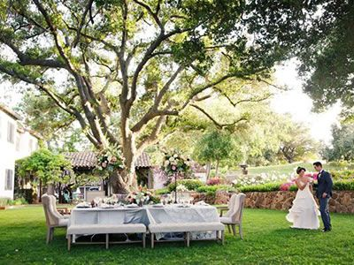 Quail Ranch Simi Valley And Other Beautiful Ventura Wedding Venues Detailed Info Prices Photos For Southern California Reception Locations