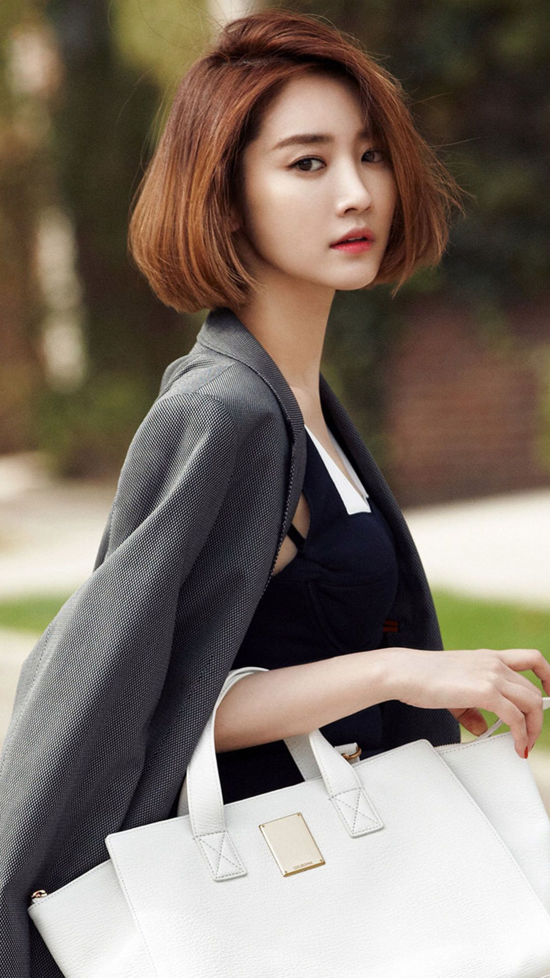 Short Hair Korean Women This Season Korean Season Short Women Asian Short Hair Asian Hair Hair Styles