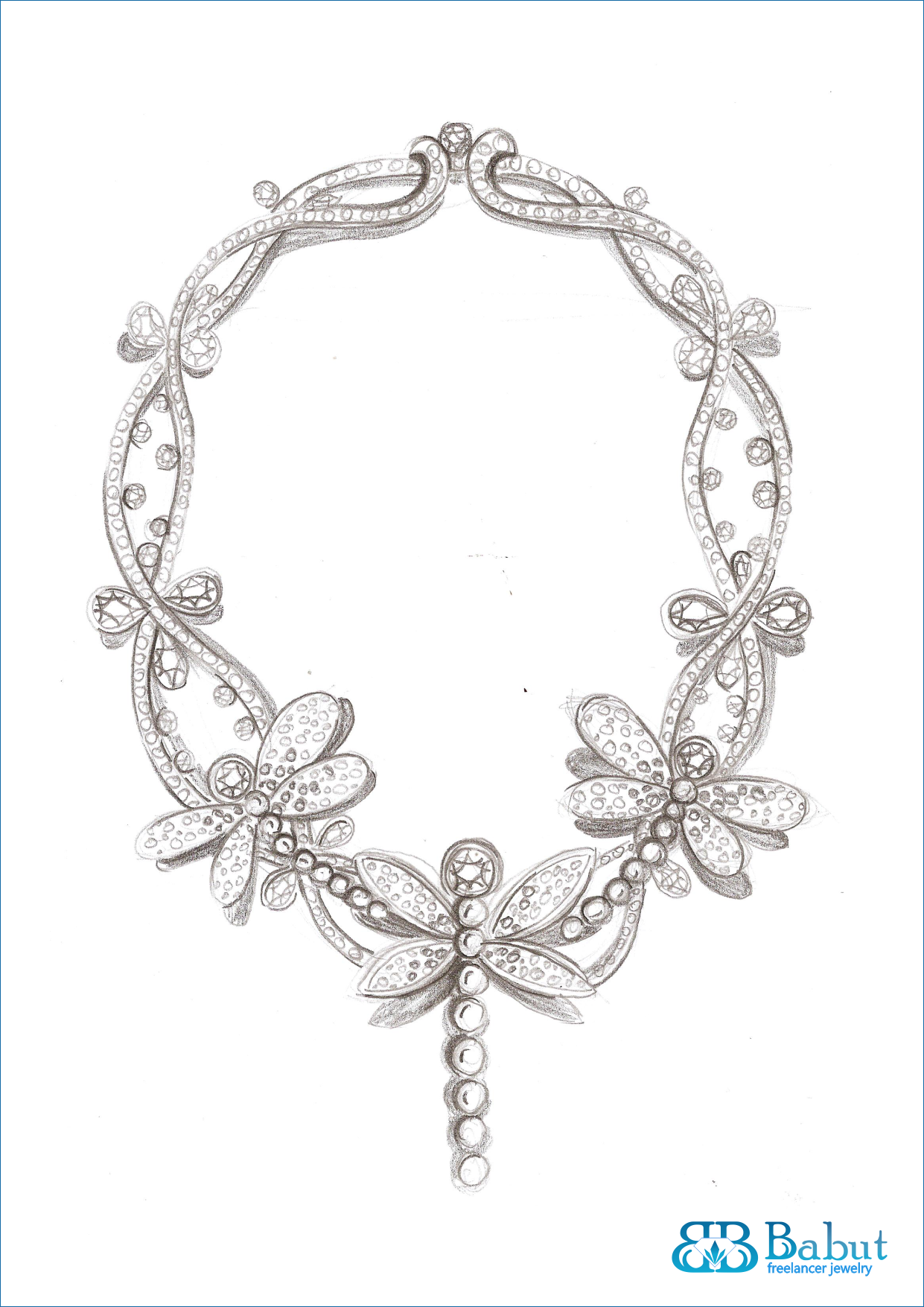 sketches jewelry desigN | sketches design jewelry ...