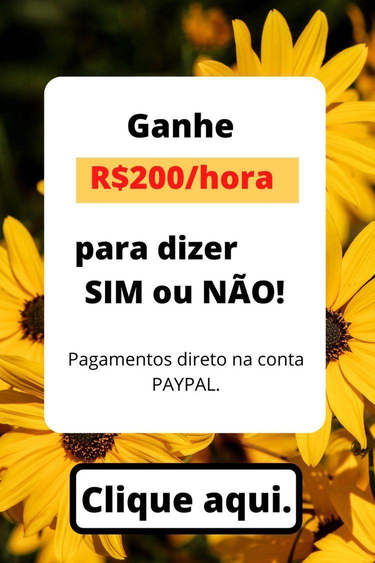 GANHE DINHEIRO EM CASA