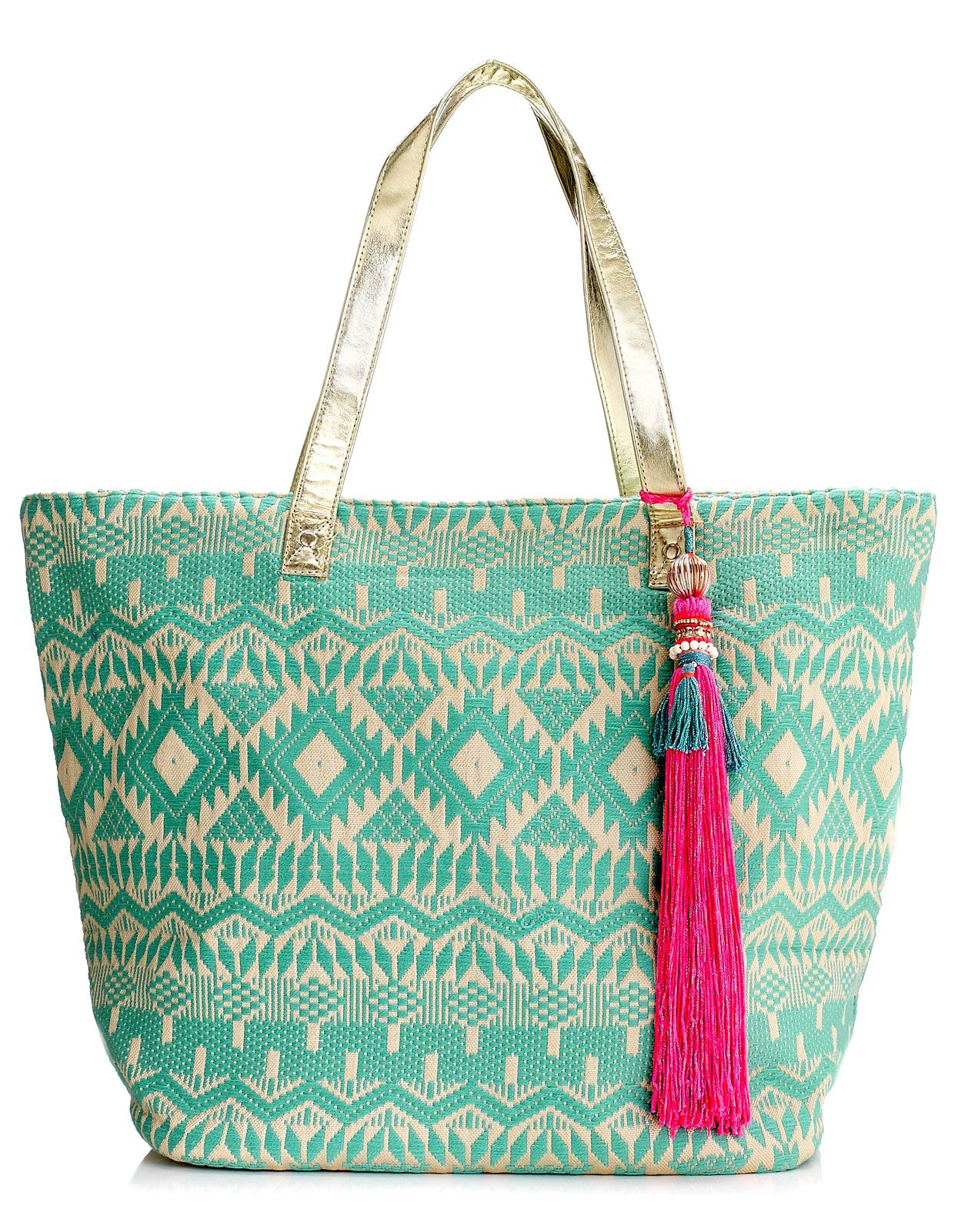 Your 8 statement beach bags -How to buy? How to style? Get ready ...