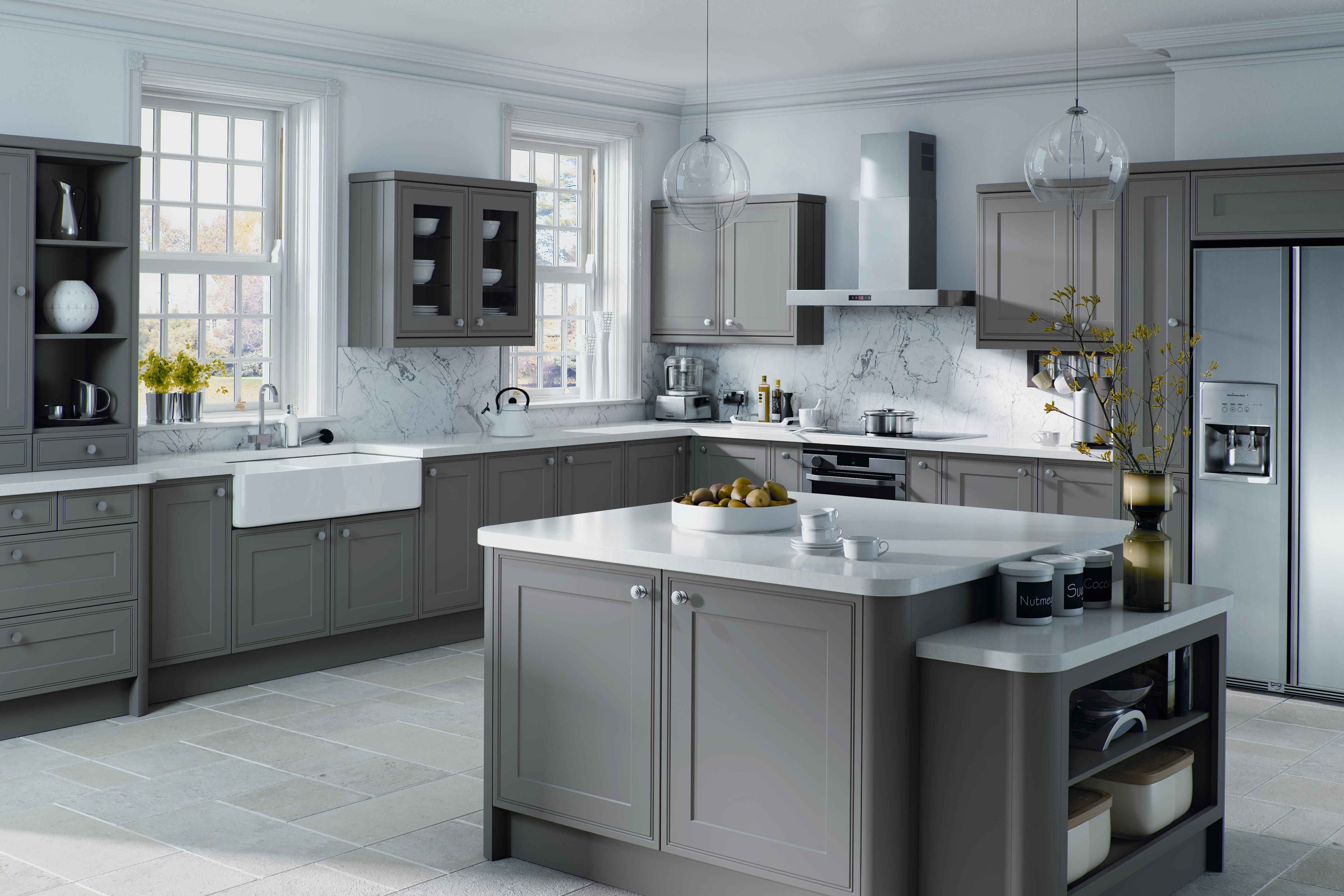 Being a leader in fitted kitchen designs, we have a wide