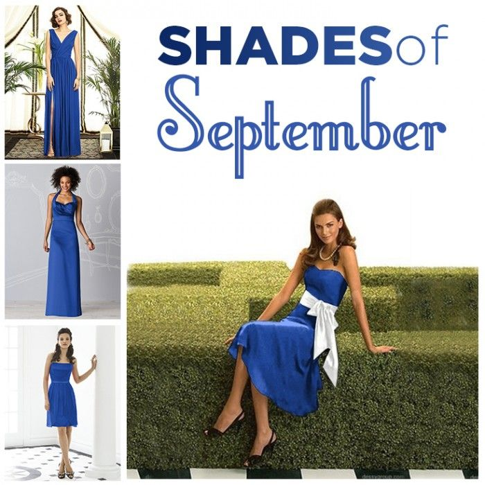 September Wedding Trends: Sapphire, Forget-Me-Nots & Aster ...