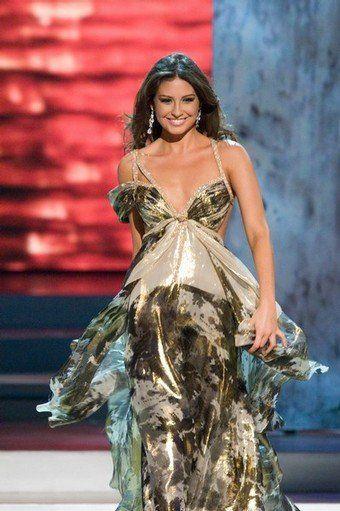 Miss Universo 2008 Taliana Vargas <3 ;)