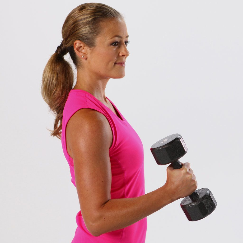 The Very Best Arm Workout For Beginners: If your gym routine is new to you, it's natural to feel hesitant about heading to the weight room.