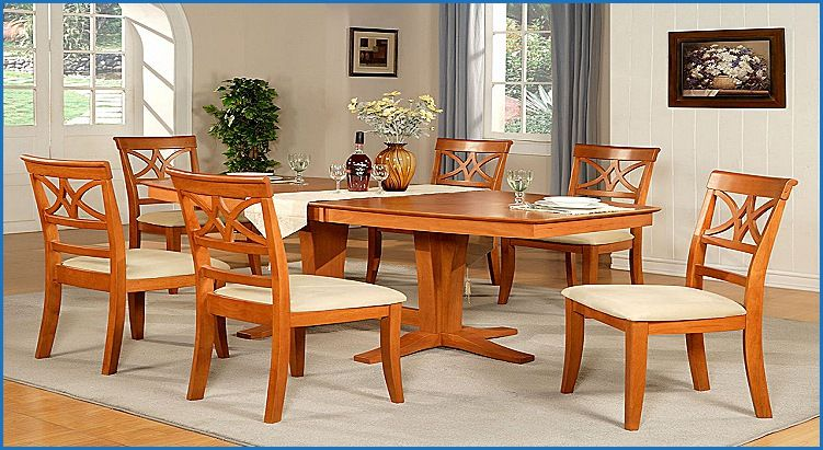 Elegant Dining Room Table Sets Wood
