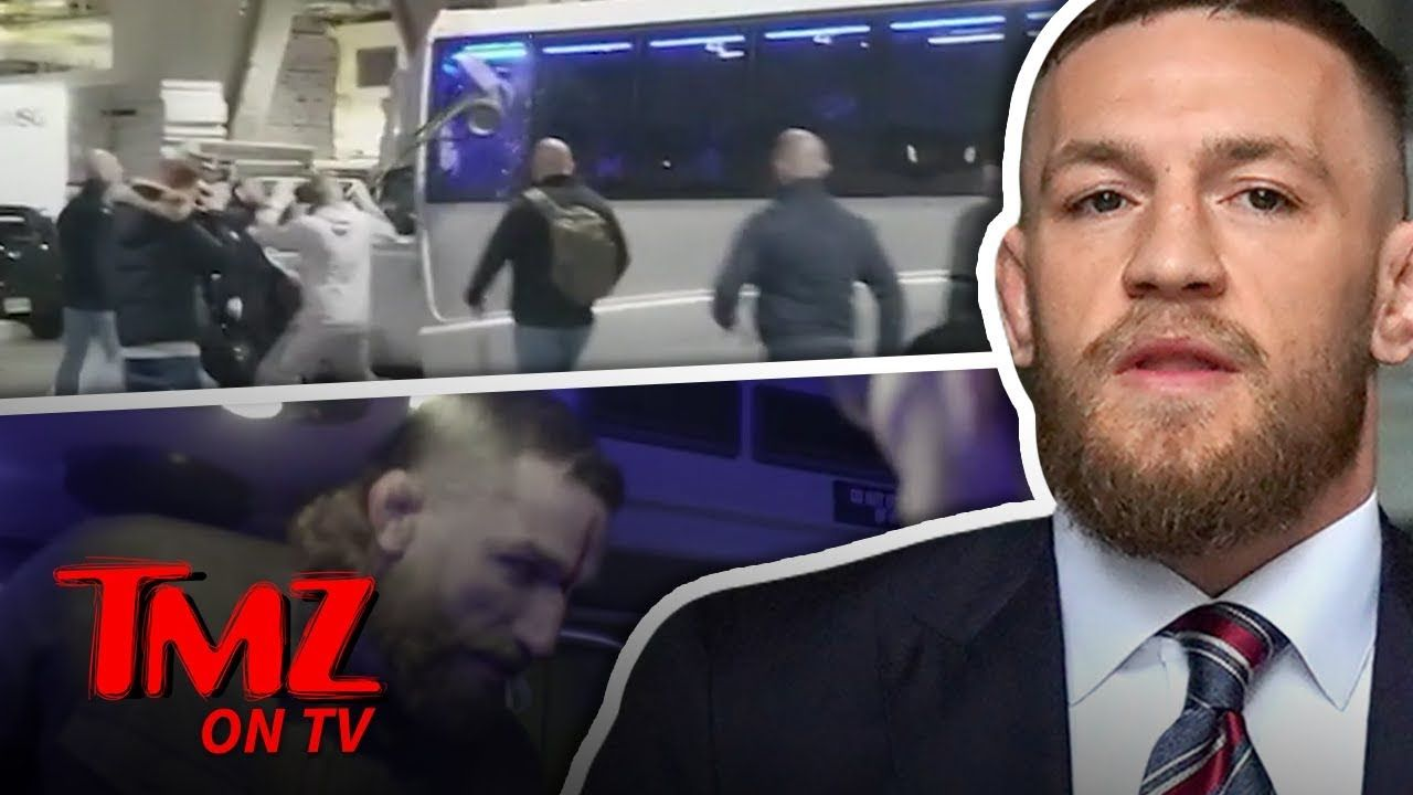 Conor Mcgregor Sued For Bus Incident Tmz Tv Youtube Tmz Conor Mcgregor Mcgregor