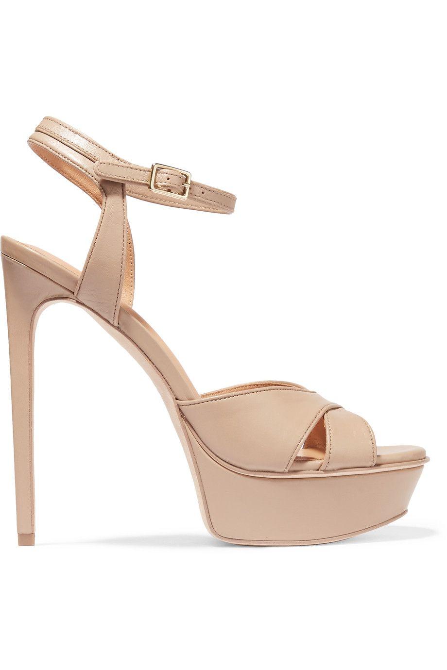 23a7b12203e4 HALSTON HERITAGE Naomi Leather Sandals.  halstonheritage  shoes  sandals