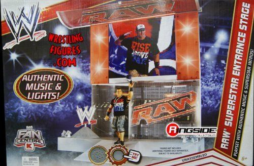 WWE Mattel figurine Accessoire Raw Entrance Stage Elite