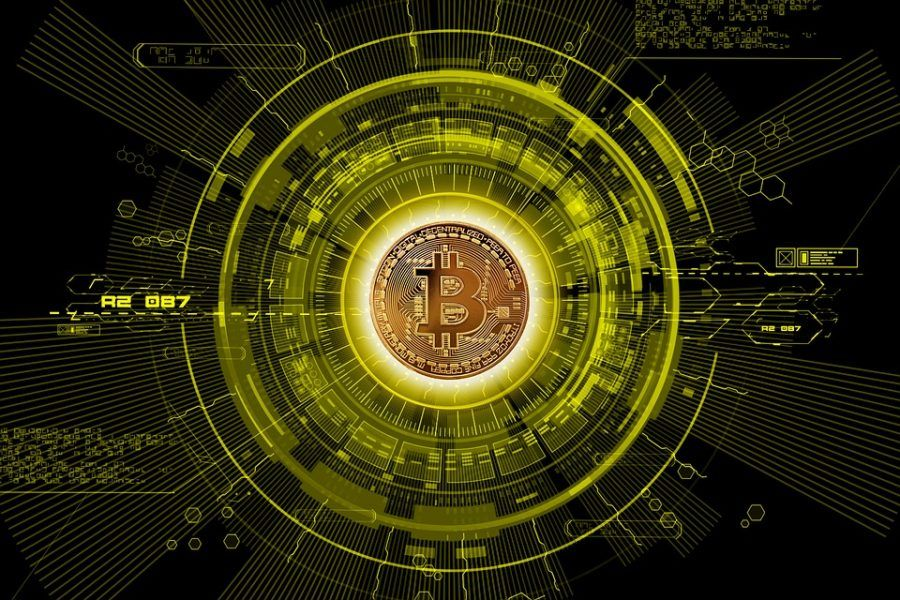 Robot Criptovalute Bitcoin