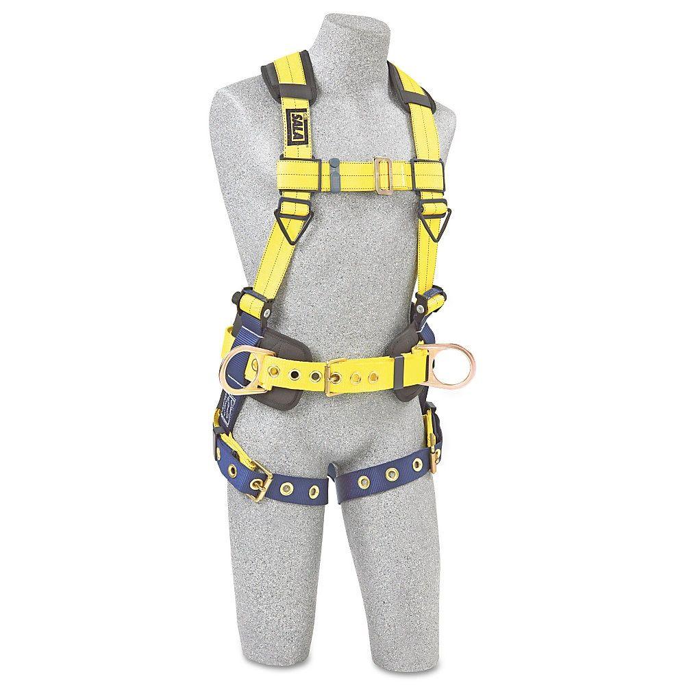 DBISALA® Delta™ NoTangle™ Harness, 2 Waist DRings/Back