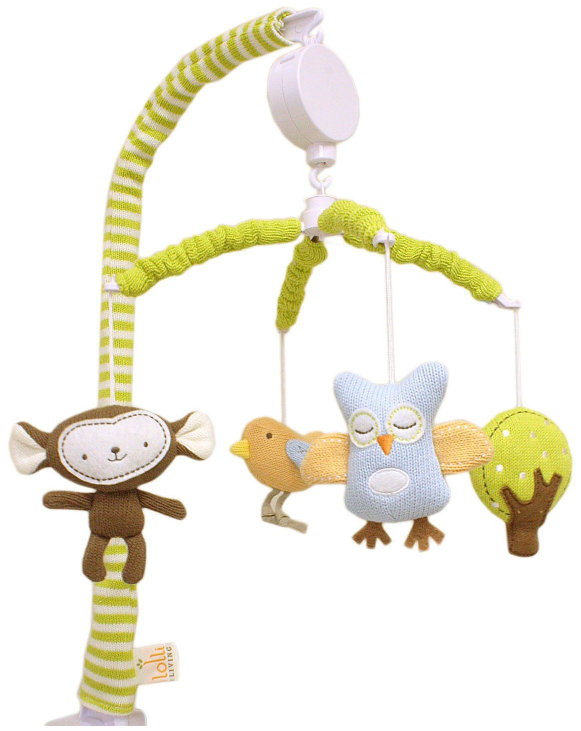 Beautiful Lolli Living Mobile   Monkey    Got This For My Little Guy!
