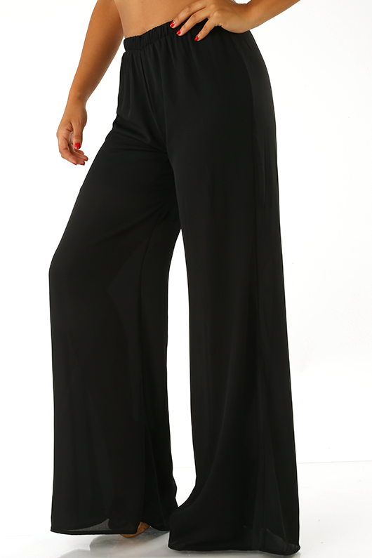 Leave The Night On Pants  Black - Use code THOLLISREP at checkout to save 10 64e30d6e7