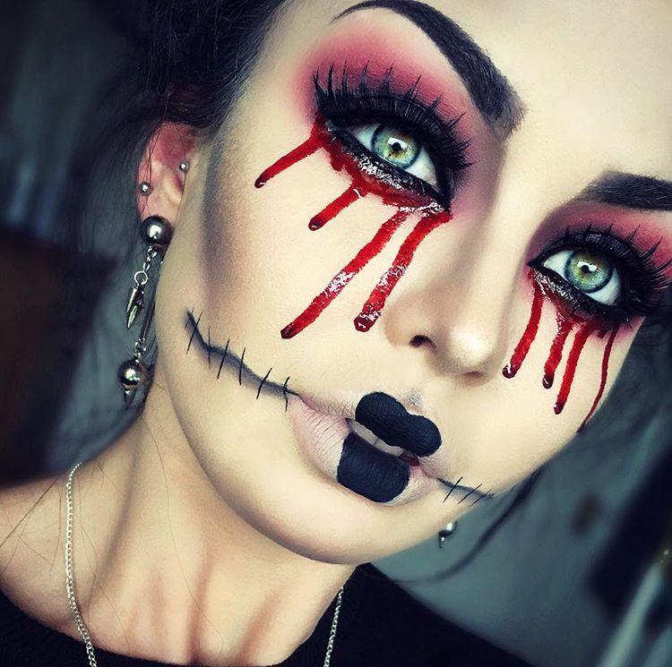 Halloween Looks Scary.Pinterest Tahliemay Halloween Halloween Creepy