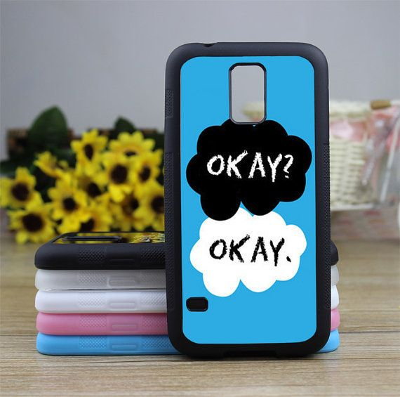 The Fault In Our Stars Samsung Galaxy S5 Case Samsung Galaxy S4 Case Samsung Galaxy S3 Case Phone Cases Phone Covers On Etsy 7 50 Handy