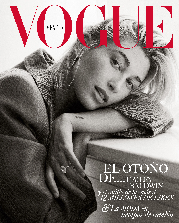 Vogue Mexico cover, September 2018. Photography  Bjorn Iooss, Styling   Celia Azoulay  bjorniooss celiaazoulay Hair by  joeygeorge, Makeup by   fulviafarolfi ... 608a64f2e4
