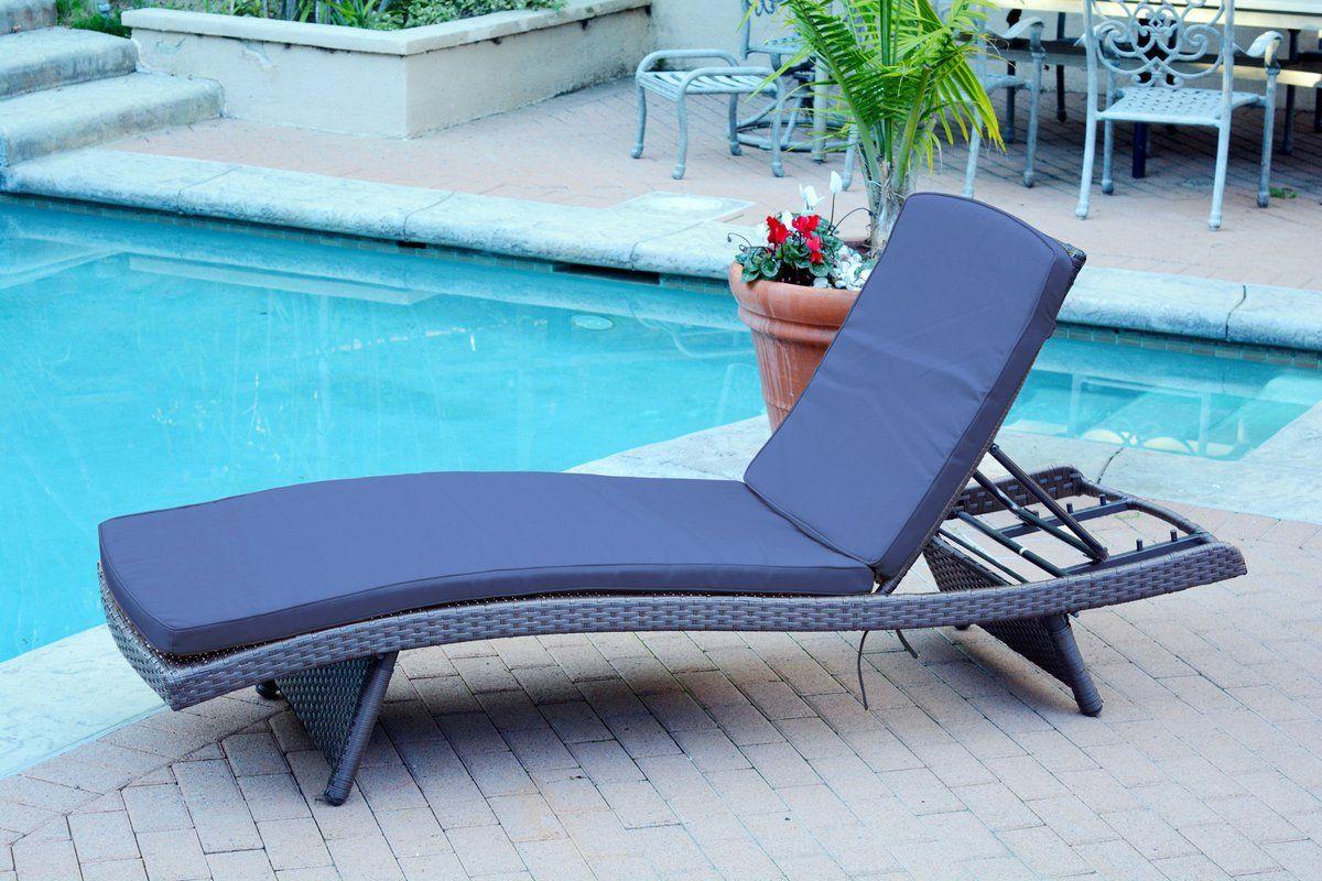 Valery Chaise Lounge Sun Lounger Set