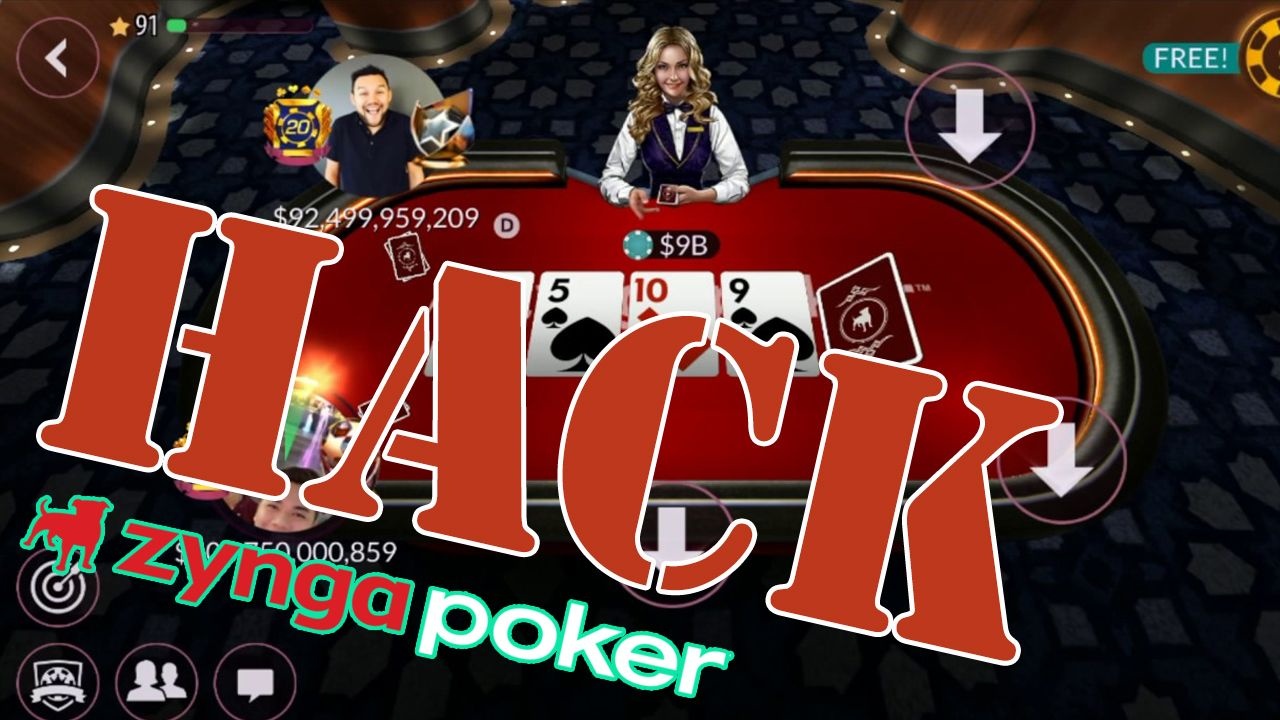Hey guys ! are you looking for Zynga Poker Hack 2020 ? in