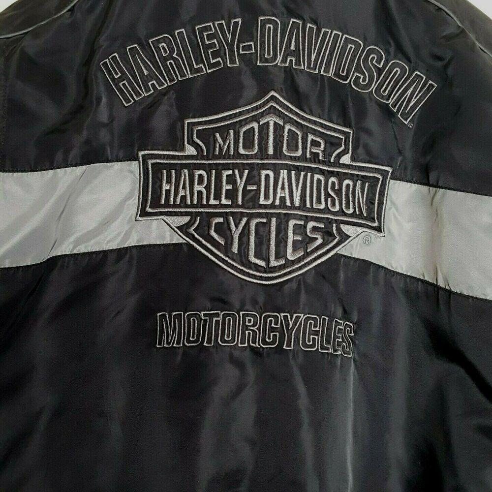 Vintage Harley Davidson blue rose long sleeve shirt women\u2019s racing motorcycle street wear bell sleeve unique black