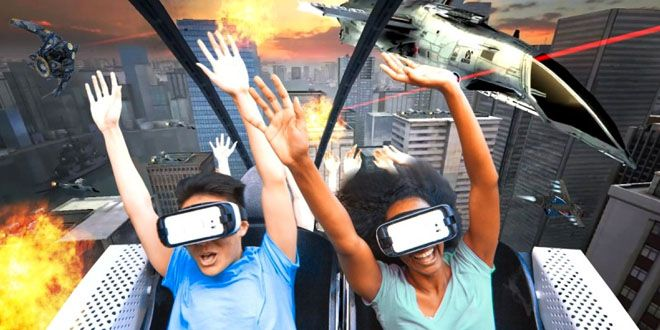 Samsung y Six Flags se unen para traer su realidad virtual   - building engineer job description