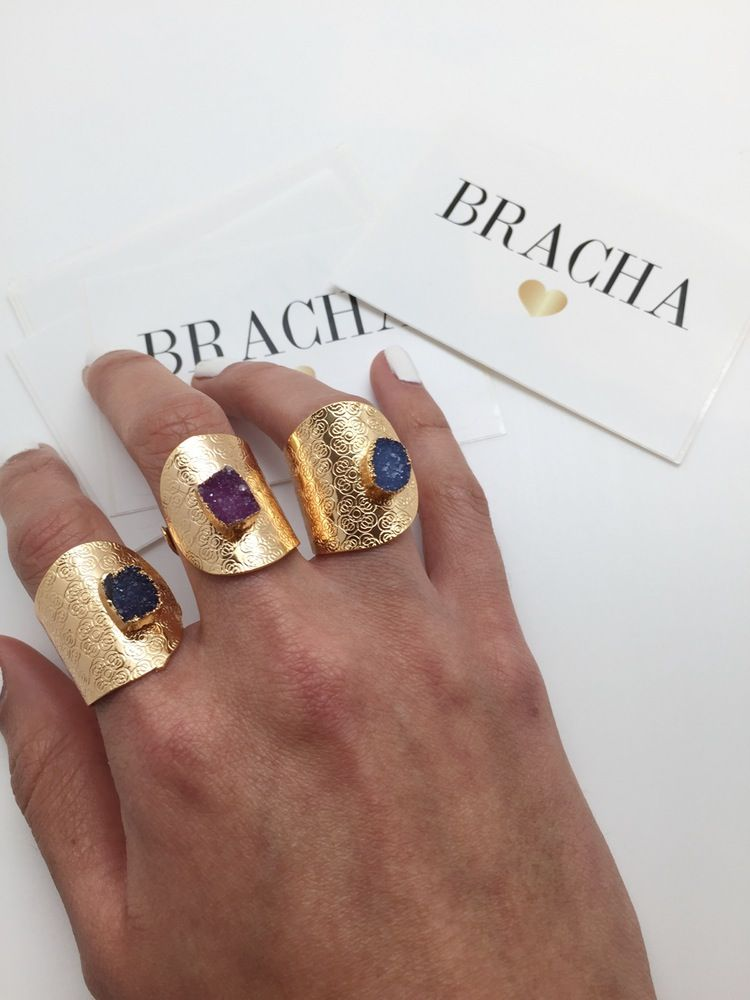 Meet your new favorite ring, you'll be sure to wear it