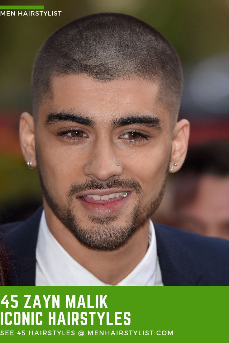 Learn how to style your hair like Zayn Malik! Check out these 12