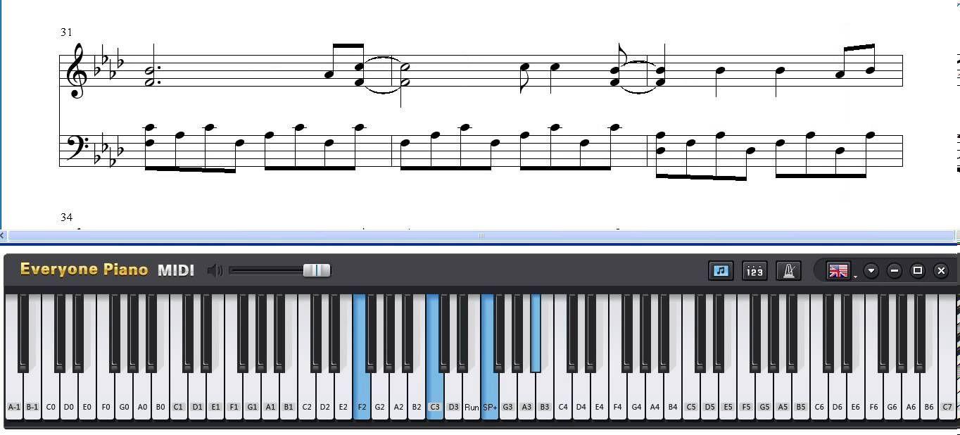 Free All Of Me John Legend Piano Sheet Music Tutorial Piano