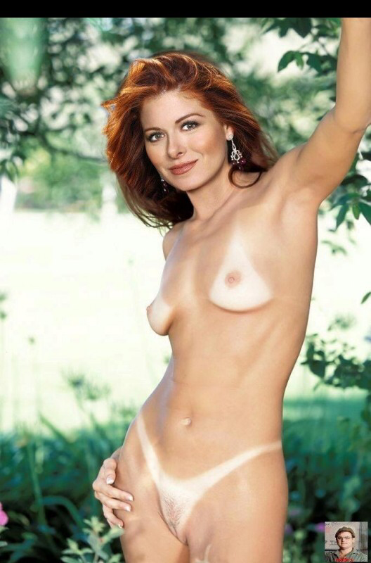 Free debra messing nude scenes