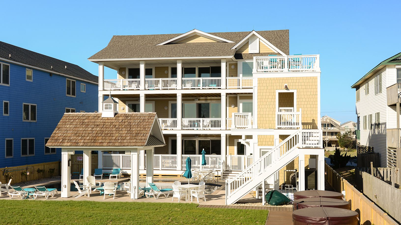 Atlantis oceanfront vacation rentals outer banks