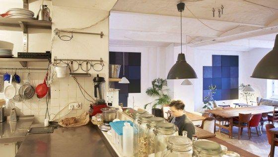 Agora Kitchen Agora Collective, Berlin, Germany